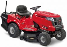 MTD SMART RN 145 fűgyűjtős fűnyíró traktor