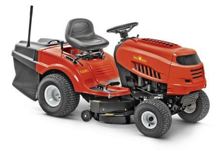 Wolf-Garten E 13/92 H Fűgyűjtős fűnyíró traktor