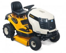 Cub Cadet CC 1022 KHI magas gazvágó fűnyíró traktor