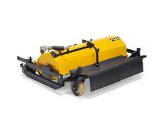 Stiga magas gazvágó PARK 2+4 WD frontkaszás fűnyírótraktorhoz (elektromos magasság állítással)