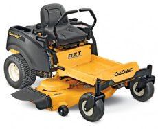 Cub Cadet XZ2 127  oldalkidobós fűnyíró traktor zero fordulókörös