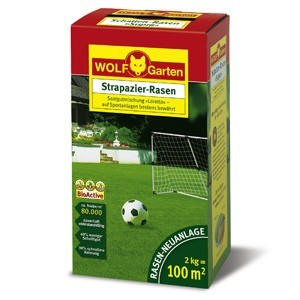 Wolf-Garten LJ 100    Strapabíró gyep