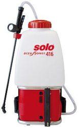 Solo-416 Li-ionos permeterző