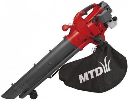 MTD BV 3000 G benzinmotoros lombfúvó