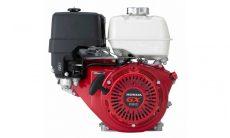 Honda GX390  vízszintes kihajtású motor SXQ4  QXQ4