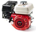 Honda GX 160 vízszintes kihajtású motor SX3 QX3 VSP
